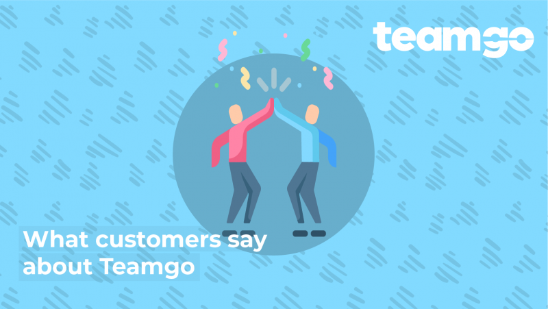 Banner - What Customers Say About Teamgo 2