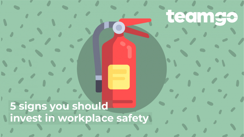 Banner - 5 Signs You Should Invest in Workplace Safety 2