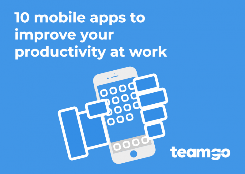 Banner - 10 apps to improve productivity at work