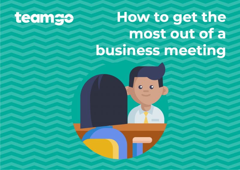 Banner - How to get the most out of a meeting