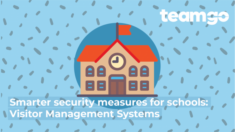 Banner -Smarter security measures for schools visitor managemen